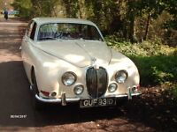 JAGUAR 3.8STYPE,REGISTERED 1966