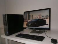 DELL OPTIPLEX 390 (i5) PC+22 INCH LCD MONITER
