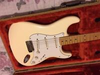 2009 Fender 70's Reissue Stratocaster