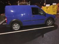 Ford transit connect l 220 TD swb 56 plate swap for bigger van or car