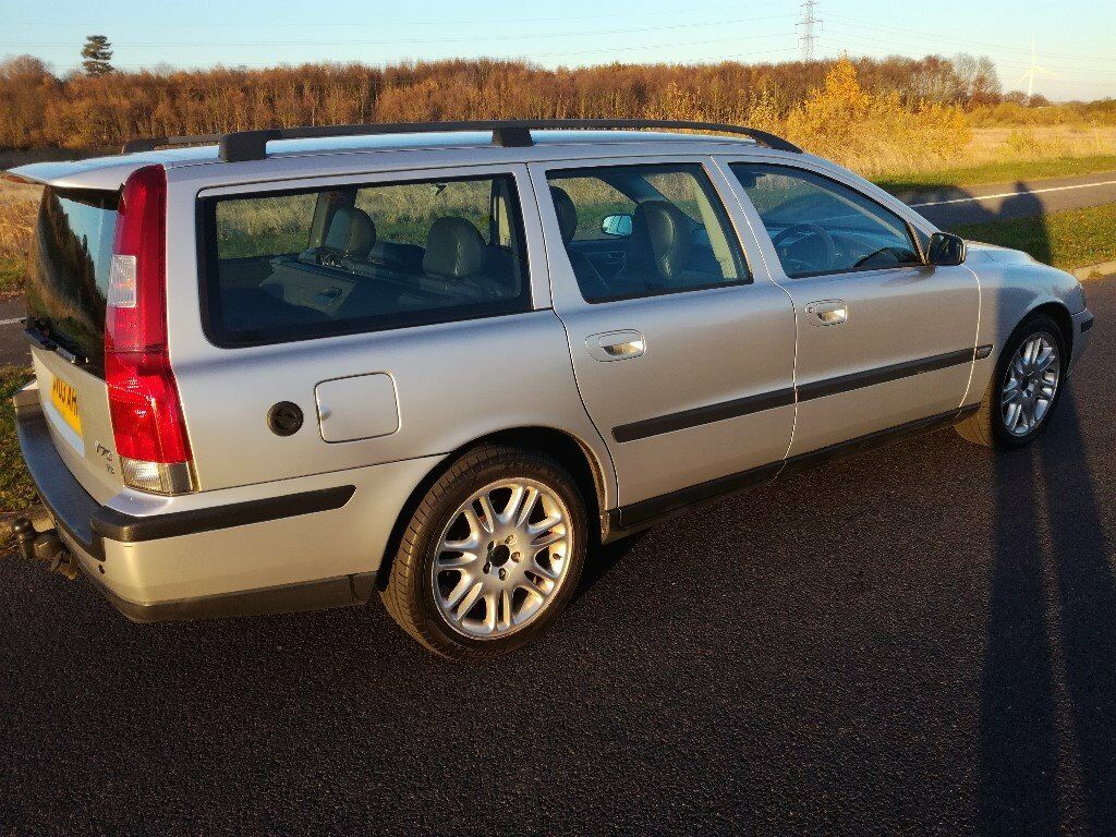 Immaculate Dual Fuel Volvo V70 T5 Estate  FSH, MOT May 19, Full  Communication and Winter Packs  | in Scunthorpe, Lincolnshire | Gumtree