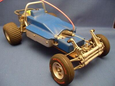 """Used, Altes TAMIYA Fahrgestell vom """"1:10 RC Buggy Sand Scorcher"""" aus den 70er Jahren for sale  Shipping to Nigeria"""