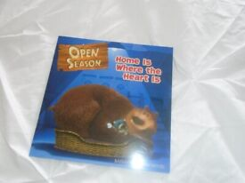 Childrens book Open Season (Home is where the heart is)