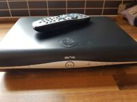 Sky+ HD Box and controller 250GB