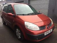SALE! Bargain scenic automatic, full years MOT, ready to go
