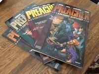 Preacher Comics. Trades 1-4