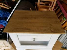 Corner tv cabinet and lamp table