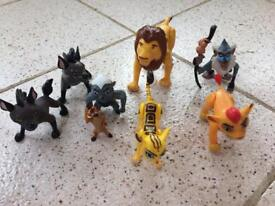 Disney Lion Guard figures