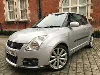 2007 SUZUKI SWIFT SPORT**FULL SUZUKI SERVICE HISTORY*** DRIVES LIKE NEW