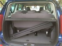 Peugeot 807 3rd row bench seat
