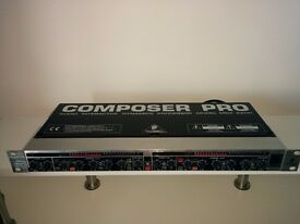 Behringer Composer Pro MDX2200 - rackmount stereo compressor