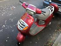 50cc moped/scooter sale swap PX welcome l@@k