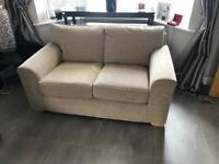Next 3 seat and 2 seat sofa incl. buffet