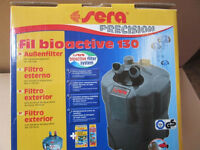 SERA PRECISION BIOACTIVE 130 EXTERNAL FILTER