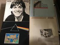 Job lot records - Pink Floyd, Iggy, Fleetwood Mac, Thin Lizzy etc