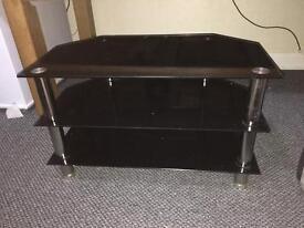 Glass drawer coffe