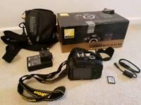 Nikon d3300 AF-P 18-55 kit