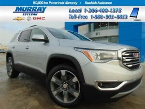 2018 GMC Acadia *Driver Alert II *Heated front & rear seats *Tra