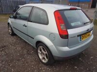 FORD FIESTA 1.2 LOW MILES 66K, ( ANY OLD CAR PX WELCOME )