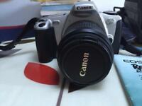Canon EOS 300, 35mm Film Camera with 35-80mm lens