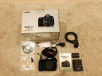 Excellent condition Canon 5 mark iii body only