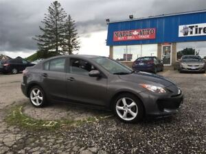2013 Mazda MAZDA3 - NEW WINTER TIRE PACKAGE INCLUDED