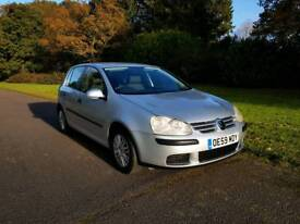 VW Golf 1.4 S FSH 1 OWNER FROM NEW