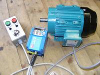 Inverter and Motor