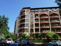 Holiday apartment for sale in Sunny Beach resort, Bulgaria. Just 10min walk to the beach.