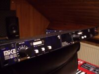 Microphone Dual Channel Pre amp.