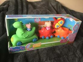 Peppa Pig Train