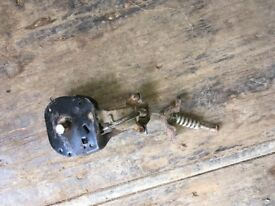 Discovery 3 sore wheel bracket