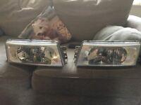 Mitsubishi evo 5-6 front head lights