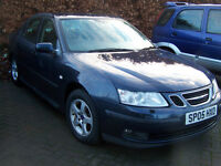 2005 05 PLATE SAAB 9-3 TURBO NICE CAR RECENT BRAKES TYRES NEW MOT ONLY £1295