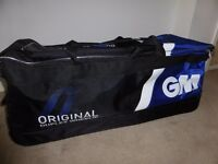 GM Original Duplex Wheelie Cricket Bag