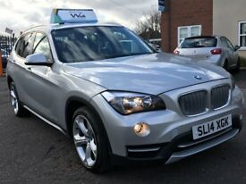 2014 BMW X1 Xdrive X-line only 25k on clock, full heated le