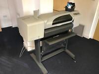 HP Designjet 500 - Printer / plotter