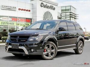 2014 Dodge Journey CROSSROAD | LEATHER | 5 PASSENGER | OPEN SUND