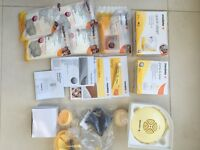 Medela Quick Clean Swing Breast Pump. Unused. Extra Bags included
