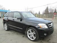 2011 Mercedes-Benz GLK-Class GLK350 4MATIC** LOW KM** CERTIFIED