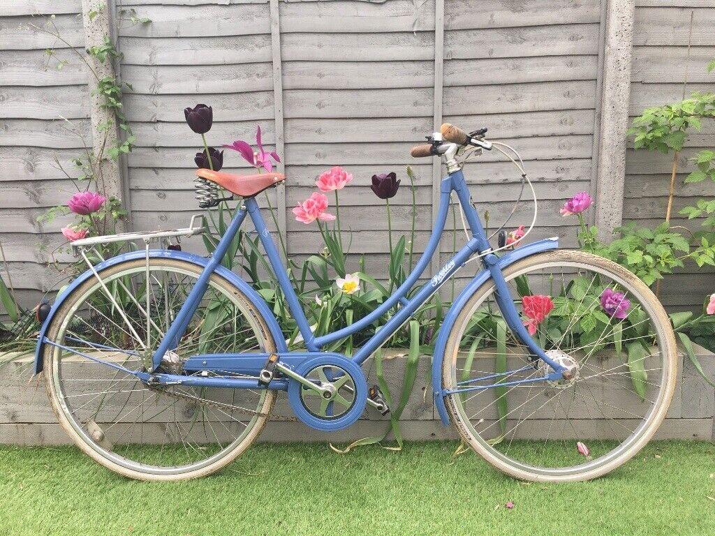 6dc30bdb28 Pashley Poppy Sit Up & Beg Ladies Girls Town Bike 20