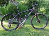 Scott Scale carbon monocoque Pace RC31 fork XT SRAM X0 Hope Mavic Easton EC90 Ritchey WCS