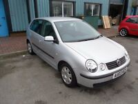 VW POLO 1.4 TDI 79000 MILES