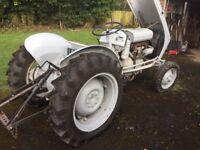Vintage Ferguson Tractor 1953 TEK357880 1600cc Narrow Axle