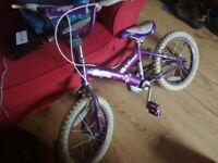 Children's Bike - Adjustable 5+