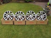 """18"""" Lexus NX Alloy Wheels x4"""