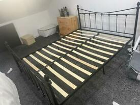 Kingsize bed frame