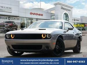2018 Dodge Challenger SXT*BLACKTOP*SUNROOF*LEATHER*CARPLAY*