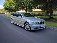 BMW 330Cd M Sport High Spec