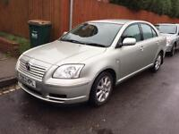 Toyota Avensis 2.0D Very clean condition